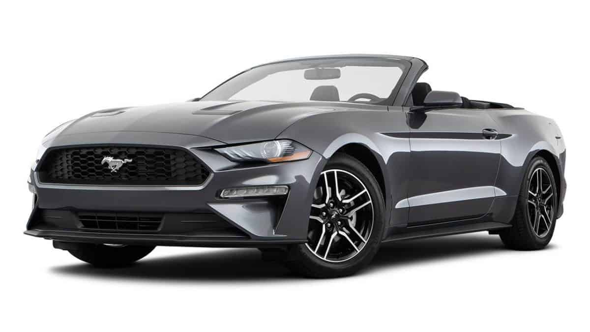 revive convertible car care ford mustang